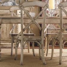 Distressed Dining Room Table And Chairs Elegant Hooker Furniture Wakefield X Back White