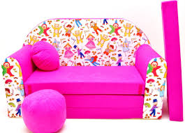 Minnie Mouse Flip Out Sofa by Furniture Home Pgp 4 Kids Childrens Sofa Bed Fold Out Sofa Foam