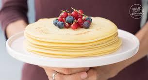 pfannkuchen das beste grundrezept backen macht glücklich