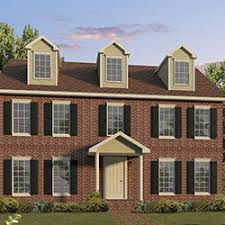 Colonial Homes by Colonial And Two Story Style Modular Homes From Gbi Avis