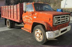 1975 GMC 6000 Flatbed Truck   Item F4068   SOLD! Thursday De... Pasargad 1975 Gmc Sierra 3500 Regular Cab Specs Photos Rare Beau James Factory Custom Pickup Truck For Sale Youtube Midwest Classic Chevygmc Club Photo Page Car Shipping Rates Services Jimmy For Classiccarscom Cc578910 Autolirate Marfa To Maine Grande All Of 7387 Chevy And Special Edition Trucks Part I Happy 100th Gmcs Ctennial Trend C3500 Photos Desert Fox Is A Reboot 40 Years In The Making Classiccars Cc1024209