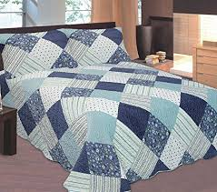 bed quilts queen modern amazon com