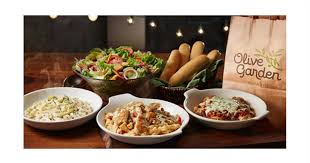 AMAZING 5 Eat at Olive Garden for $5 39 ea