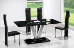 Dining Room Chairs For Glass Table by Modern Formal Dining Room Sets Granite Kitchen Countertop Grey