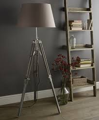 Crate And Barrel Aerin Floor Lamp by Decor Tripod Lamp Wooden Tripod Arc Lamp Crate And Barrel