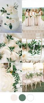 Awesome Wedding Color Themes 2017 Fabulous Decor