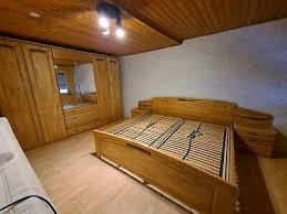 schlafzimmer vito sydney schrank und bett