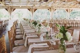 Rustic Chic Wedding Table Decorations Gorgeous Outdoor Decoration