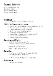 Basic Skills Resume Examples Computer Example Samples Advanced
