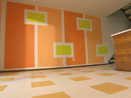 Easy Wall Paint Design And This Simple Designs With