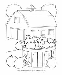 Bible Printables Lords Prayer Coloring Pages