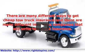 100 Cheap Truck Insurance Tow Truck Only Companies Insurance On Vimeo