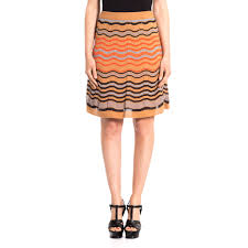 100 Missoni Sydney M Knitted Flared Skirt ESTROCOMAU Luxury