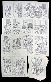 BATMAN GIANT COLORING BOOK Complete Story View Larger Image