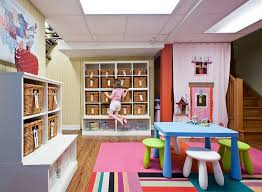 Basement Kids Playroom Ideas And Design Tips