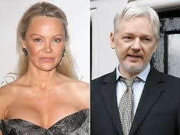 100 Pam Anderson House Ela Believes Friend Julian Assange Is In Grave Danger