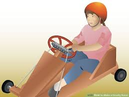 how to make a gravity racer 14 steps with pictures wikihow