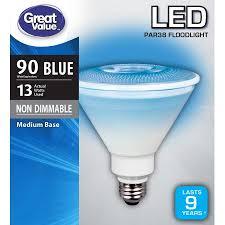 great value led p38 floodlight light bulb 13w 90w equivalent