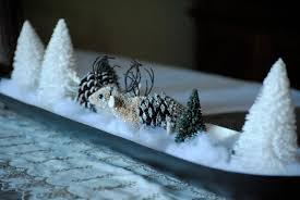 Pine Cone Christmas Tree Centerpiece by Love Actually Themed Christmas Tree Making Lemonade