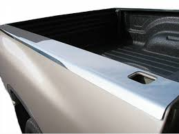 willmore stainless steel bed rail caps smooth truck protectors