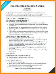 Director Of Housekeeping Resume Example Format Supervisor Hotel Manager