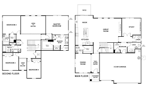 Of Images American Home Plans Design by Floor Richmond American Homes Floor Plans House Interior Design