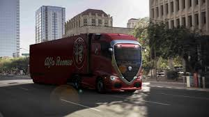 100 Wild West Trucks Alfa Romeo Truck Would Beautify The Commercial Segment