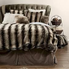 45 Beautiful Faux Fur Bedding Set Ideas Like Original Fur — Fres Hoom