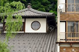 100 Japanese Modern House Kinosaki Japan June 15 2010 Traditional With