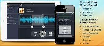 Free iPhone Ringtone Maker App