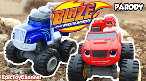 100 Truck Toys Fort Worth BLAZE AND THE MONSTER MACHINES New Blaze AJ Race Tow Crusher