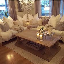 Those Huge Pillows Find This Pin And More On Living Room Ideas
