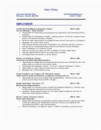 Resume Template For Caregiver Position New Samples Lovely Short And Best Ideas