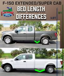 F-150 Extended Super Cab Bed Length How To Tell The Difference ... Pickup Truck Bed Dimeions Chart Amazoncom Oryx Auto Assembly Soft Tri Fold Tonneau Cover Lovely 15 Design Size Comparison Rocketsbymelissacom Toyota Ta A Of Toyota Tacoma Length Elegant Flex Can Ride In The Propped Gmc Canyon Wwwtopsimagescom Hong Hankk Co Ford 2006 T Frontier Truckbedsizescom Ram 1500 Weathertech Alloycover 8hf040015 Chevy 1938 Parts Diagram Decked 5 Ft 7 In Pick Up Storage System For Dodge