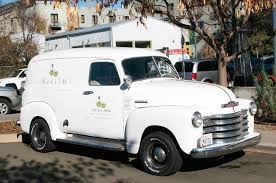 1953 Chevy Panel Truck Elegant Old Trucks And Tractors In California ...