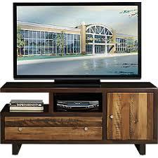 Moss Creek Brown 54 in Console TV Stands Dark Wood