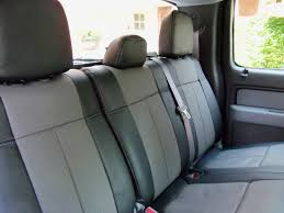 Custom Seat Covers | TruckLeather