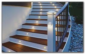 Solar Lights For Deck Stairs by Solar Led Deck Step Lights Decks Home Decorating Ideas 0d2kd6galx