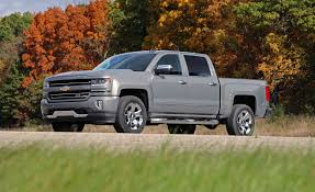2017 Chevrolet Silverado | In-Depth Model Review | Car And Driver Prices Skyrocket For Vintage Pickups As Custom Shops Discover Trucks 2019 Chevrolet Silverado 1500 First Look More Models Powertrain 2017 Used Ltz Z71 Pkg Crew Cab 4x4 22 5 Fast Facts About The 2013 Jd Power Cars 51959 Chevy Truck Quick 5559 Task Force Truck Id Guide 11 9 Sixfigure Trucks What To Expect From New Fullsize Gm Reportedly Moving Carbon Fiber Beds In Great Pickup 2015 Sale Pricing Features At Auction Direct Usa