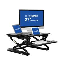 Dual Monitor Stand Up Desk by Standing Desk Converter Comparison Reviews