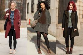 Cute Vintage Outfits For Winter Tumblr