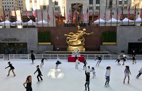Christmas Tree Rockefeller Center 2018 by The Rink At Rockefeller Center Opened For Its 80th Anniversary