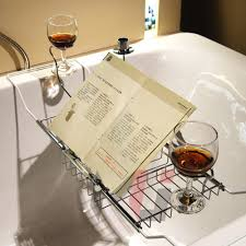 Bath Caddy With Reading Rack by Bathroom Candle Holders Promotion Shop For Promotional Bathroom