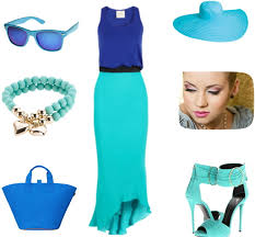 How To Style Maxi Dresses 2014 Best Polyvore Combinations 7