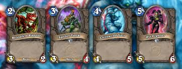 Good Hearthstone Decks For Beginners by How To Go Infinite In Hearthstone Arena Beginner U0027s Guide