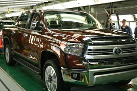 100 Where Are Toyota Trucks Made A Million And Counting Texas Produces One Millionth Truck