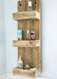 Wood Corner Shelves Shelf Decorative Bathroom With And Other Related