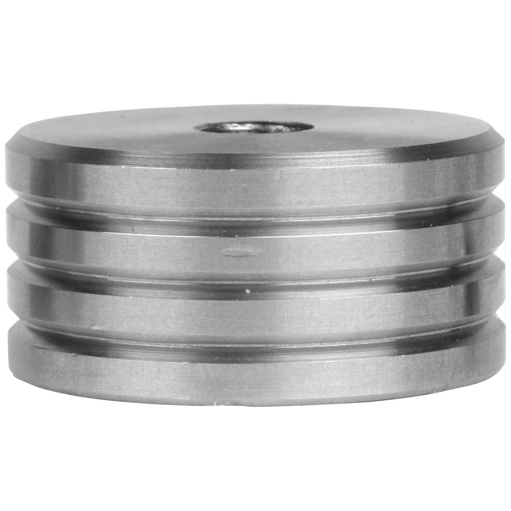 Easton 925077 Stabilizer Weight Flat Disc - Silver, 4oz