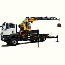 100 Truck Mounted Cranes Mounted Crane Articulated Lifting Handling 95TLF