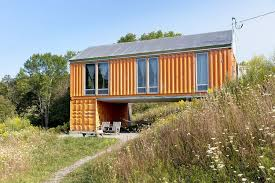 104 Homes Made Of Steel Cargo Containers Gain Steam As Building Blocks New